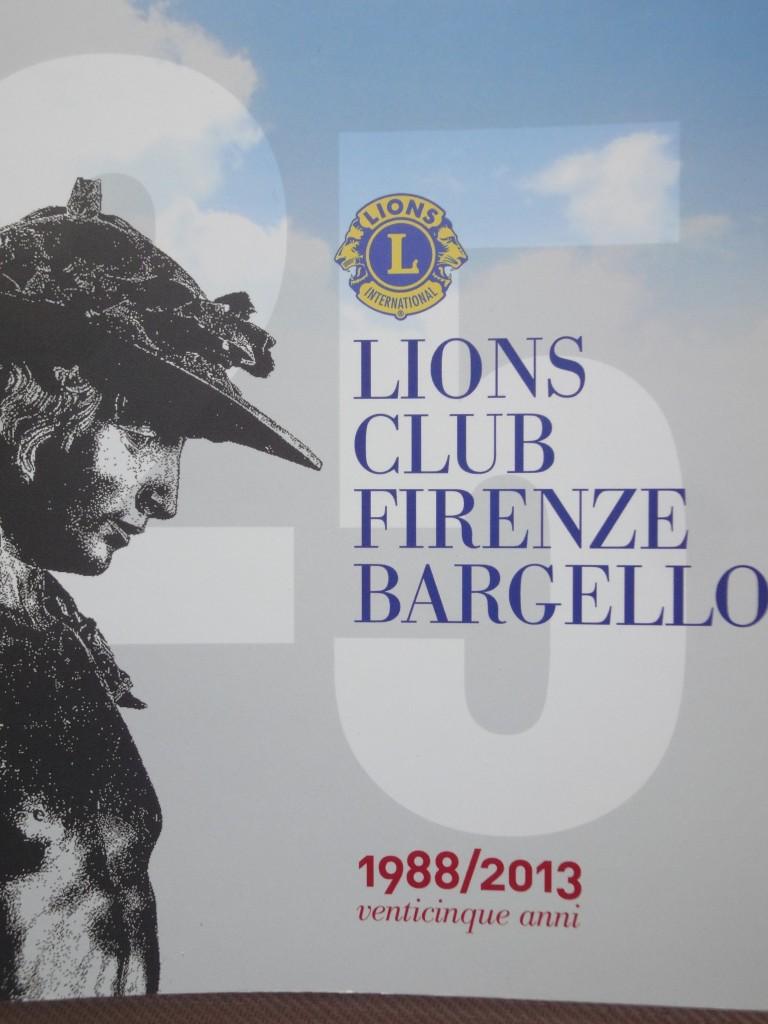 Lions- copertina bargello