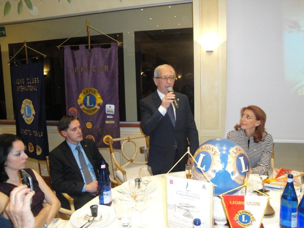 Governatore CARLO BIANUCCI