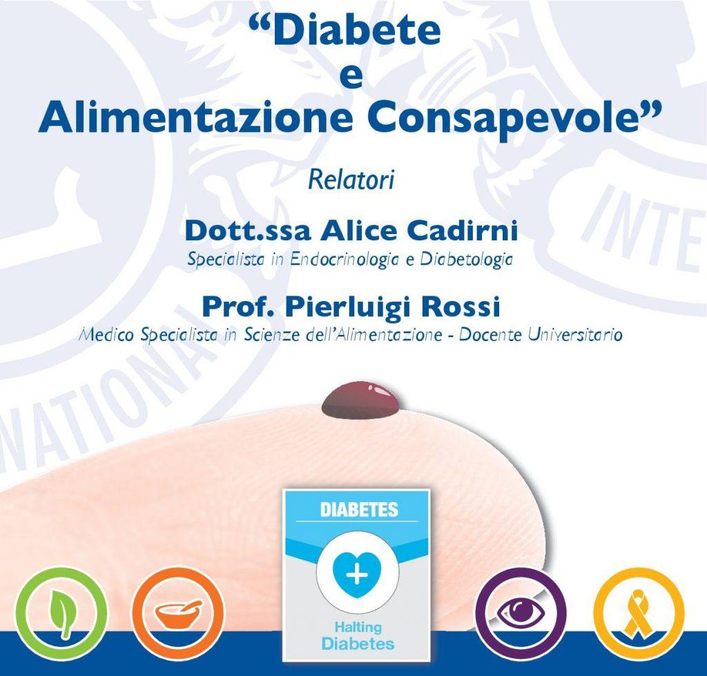 Invito Meeting DIABETE – 03-03-2018