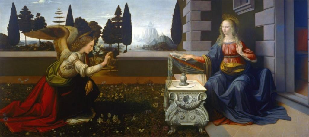 Leonardo-Annunciazione-1475