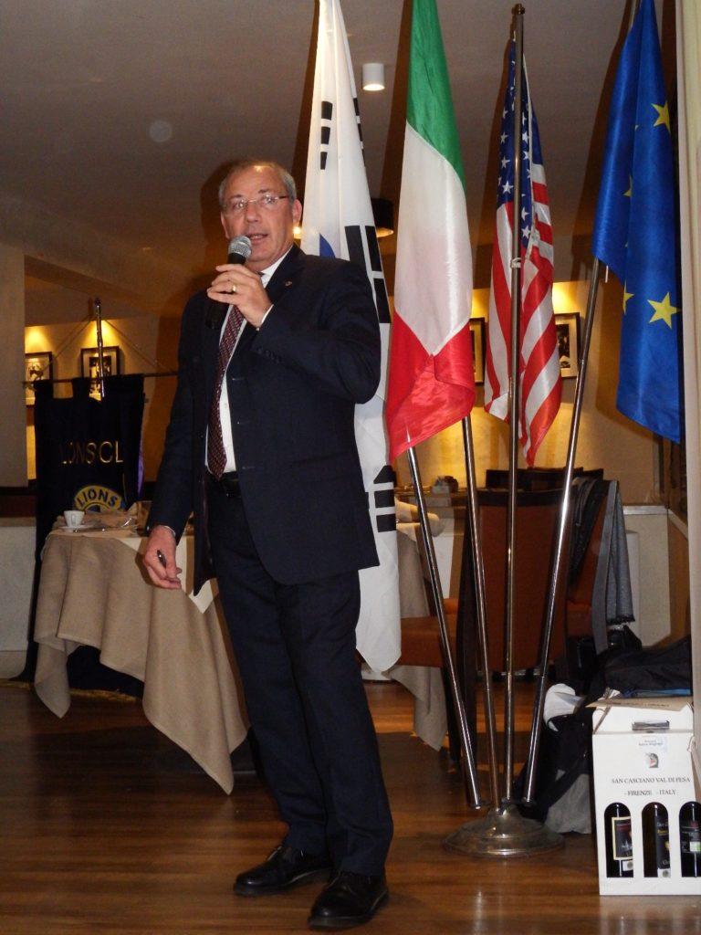 2010.01.24 Foto relatore Francesco Prosperi