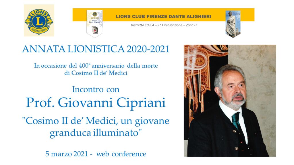 Presentazione Cosimo II (3)